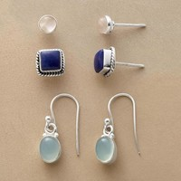 All Together Now Earring Trio
