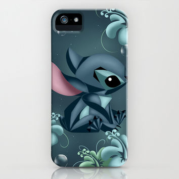 Stitch Origami  iPhone & iPod Case by LouJah