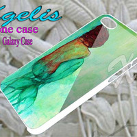 Mermaids Art Design  for iPhone 4/4S/5/5S/5C Case, Samsung Galaxy S3/S4/S5 Case, iPod Touch 4/5 Case