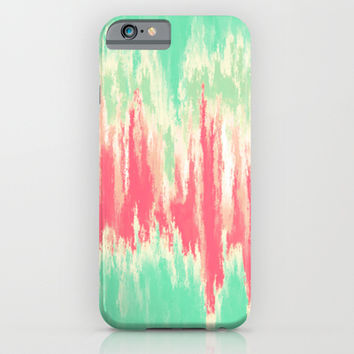 Saccharine iPhone & iPod Case by Jacqueline Maldonado