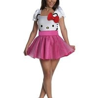 Hello Kitty Secret Wishes Sexy Pink Costume
