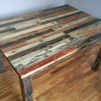 Rustic Kitchen Table / Dining Table