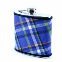Supermarket: Suiting Flask 6oz from Keelan Rogue