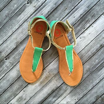 Weekend Escape Sandals