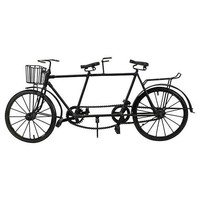 Pre-owned Wire Bicycle Built for Two Sculpture