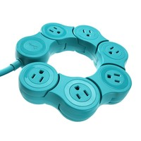 Quirky PPVPP-TL01 Pivot Power  - Teal