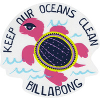 Billabong Spirit Of The Sea Sticker Assorted One Size For Women 20887295001