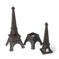 "Product: 15""H - Eiffel Tower Tealight Candle Holder -"