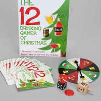 The 12 Drinking Games of Christmas- Assorted One