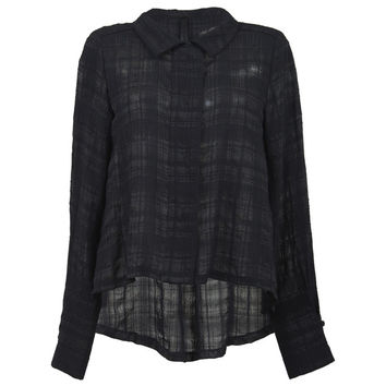 The Contract shirt - Black Check – Taylor