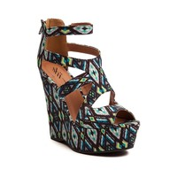 Womens SHI by Journeys Follow Me Wedge