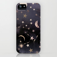 Constellations iPhone & iPod Case by Nikkistrange