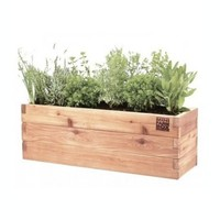 Minifarmbox Rolling Patio Box