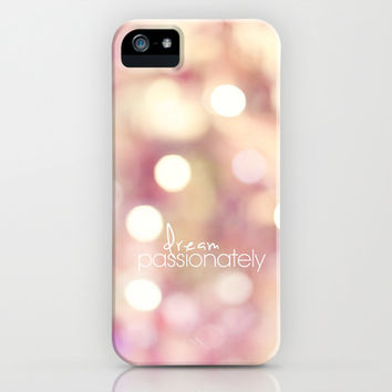 dream passionately iPhone & iPod Case by Sylvia Cook Photography