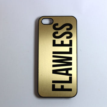 Flawless gold plate iPhone case 4s iPhone 5 s c Case / iPhone 4 Case / Galaxy S4 Case / Galaxy S3 Case