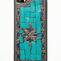 Free People Womens Mosaic iPhone 5 Case