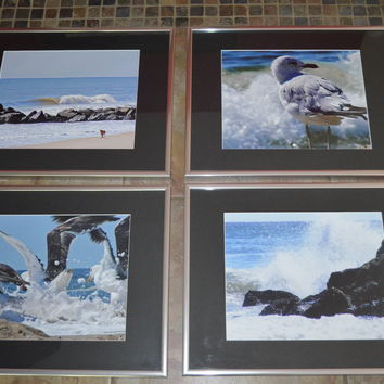 Beach Scenes-Collection of Photography of the Beach - Handmade Crafts by yankeegirlart