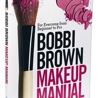 Women's Bobbi Brown Makeup Manual