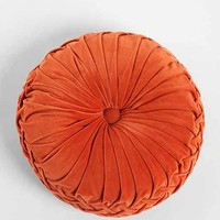 Round Pintuck Pillow-