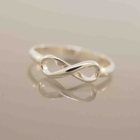 Infinity Ring Promotion by TeriLeeJewelry on Etsy $26