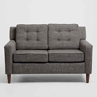 Parkview Loveseat- Grey One