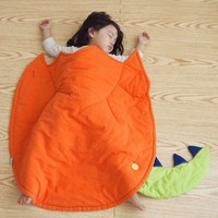 Supermarket: Welcome to the world egg blanket from Clare Chen