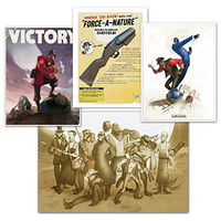 Team Fortress 2 Poster Kit