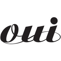 Oui Large Decal - Silver Fox