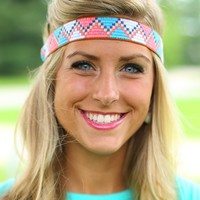 Wandering Traveler Tribal Headband