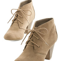 ModCloth Menswear Inspired Have I Got Shoes for You! Bootie