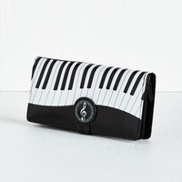 ModCloth Quirky Keys to Spending Wisely Wallet