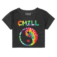 Chill-Unisex Heather Onyx T-Shirt