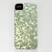 Mingle 2 - Silver Screen iPhone Case by Lisa Argyropoulos   Society6
