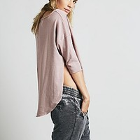 Free People Womens Game Plan Pullover