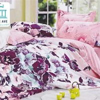 Twin XL Comforter Set - College Ave Dorm Bedding Comforter Sets Sham Cotton Colorful Decor Sleep X Long