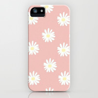 Flowery Spring iPhone & iPod Case by Pink Berry Pattern