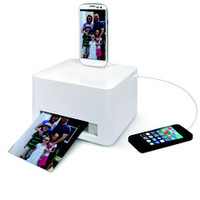 The Android and iPhone Photo Printer