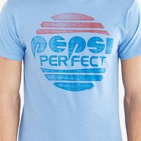 Body Rags Pepsi Perfect Tee- Blue