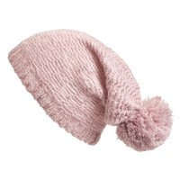 Women's Collection XIIX 'Tattered Float' Pom Hat