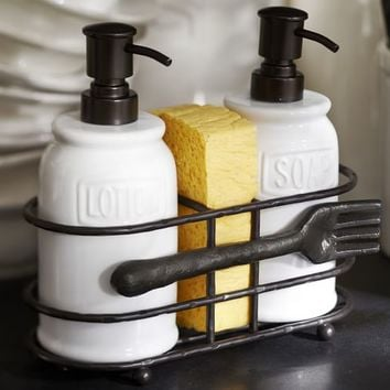 Cucina Soap/Lotion Caddy