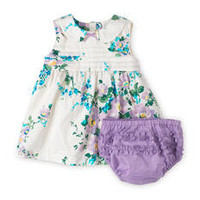 Baby Pretty Printed Dress