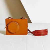 Kelsi Dagger Brooklyn Camera Crossbody Bag- Brown One