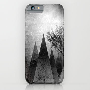 TREES VIII iPhone & iPod Case by Pia Schneider [atelier COLOUR-VISION]
