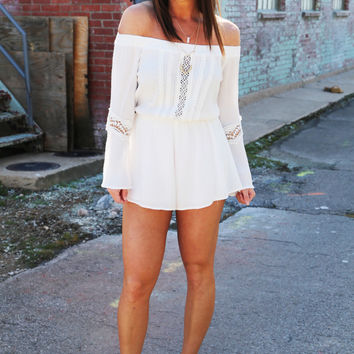 Only In Paradise Romper