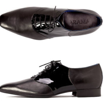 20% off ! -Mens Oxford Shoes - Flat Shoes - Mens Leather Shoes - Mens Shoes - high quality saddle and patent leather shoes