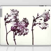 Dancing Trees_Violet Laptop & iPad Skin by Garima Dhawan | Society6