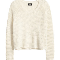 Knitted jumper   Product Detail   H&M