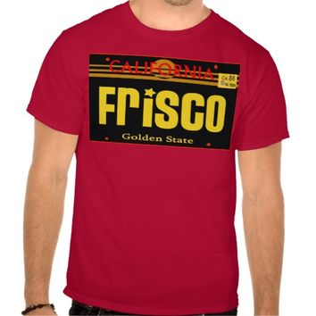 San Francisco, California -- T-Shirt