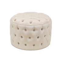 Bijoux Glace Tufted Ottoman