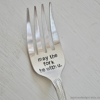 May The Fork Be With You - Fork For Star Wars Lovers Only :)